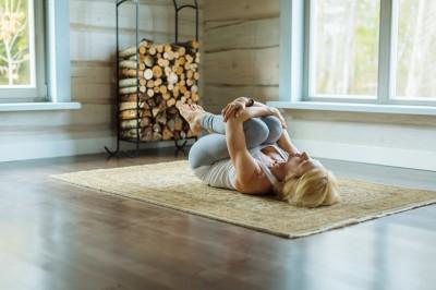 yin jooga on lihtne viis mediteerimiseks
