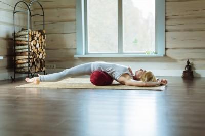Yin jooga on liikumise ulatuse taastaja
